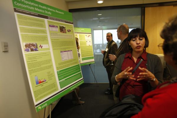 Open House at the Institute for Health Metrics and Evaluation